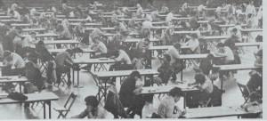 May '77 Final Exams