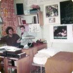 Donlon Dorm Room 1975-6