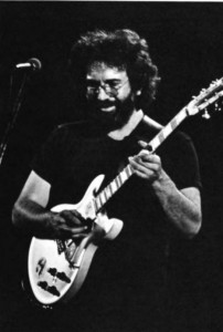 October 1975 Jerry Garcia Concert